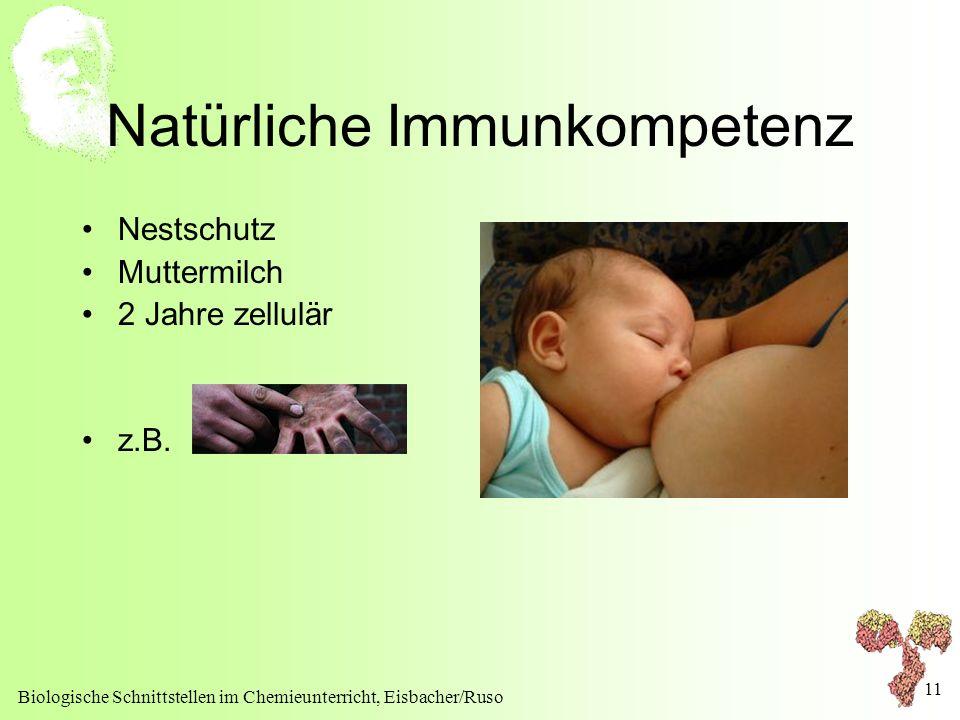 Natürliche Immunkompetenz