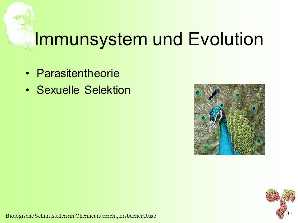 Immunsystem und Evolution