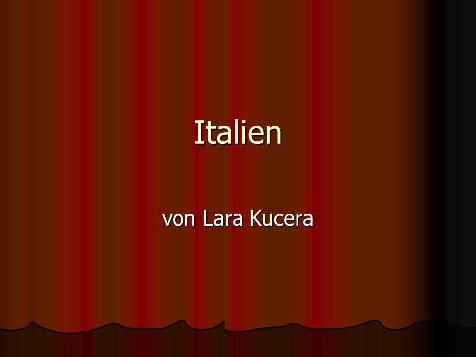 Italien von Lara Kucera
