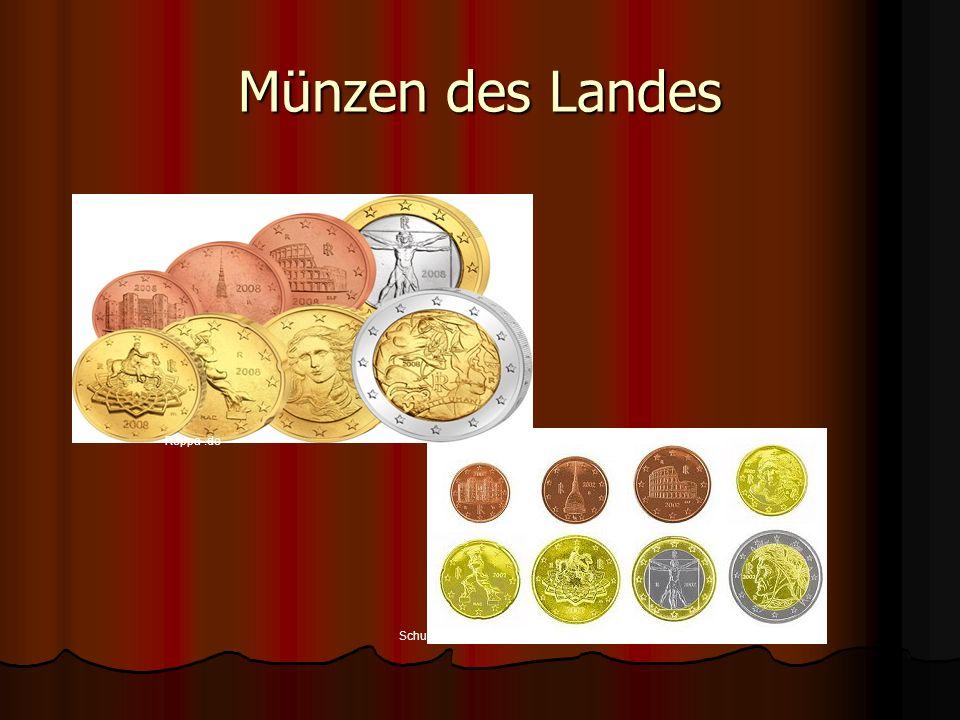 Münzen des Landes Reppa .de Schulmodell .eu