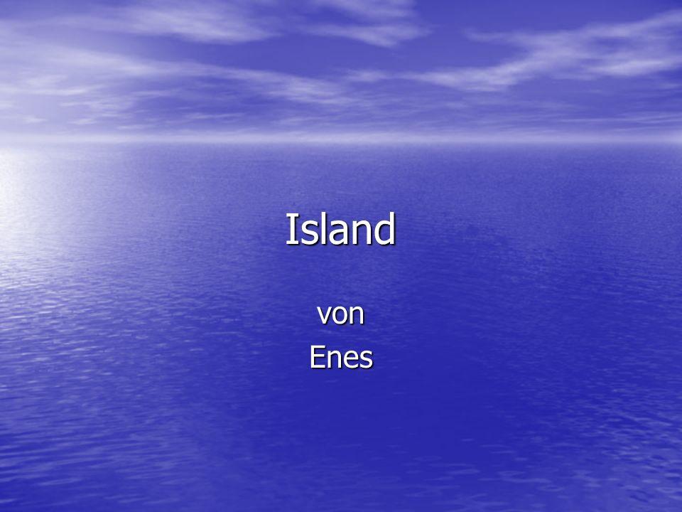 Island von Enes