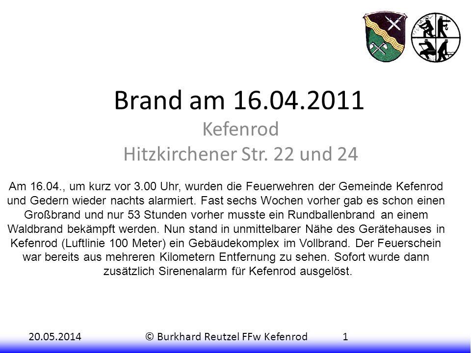 Kefenrod Hitzkirchener Str. 22 und 24