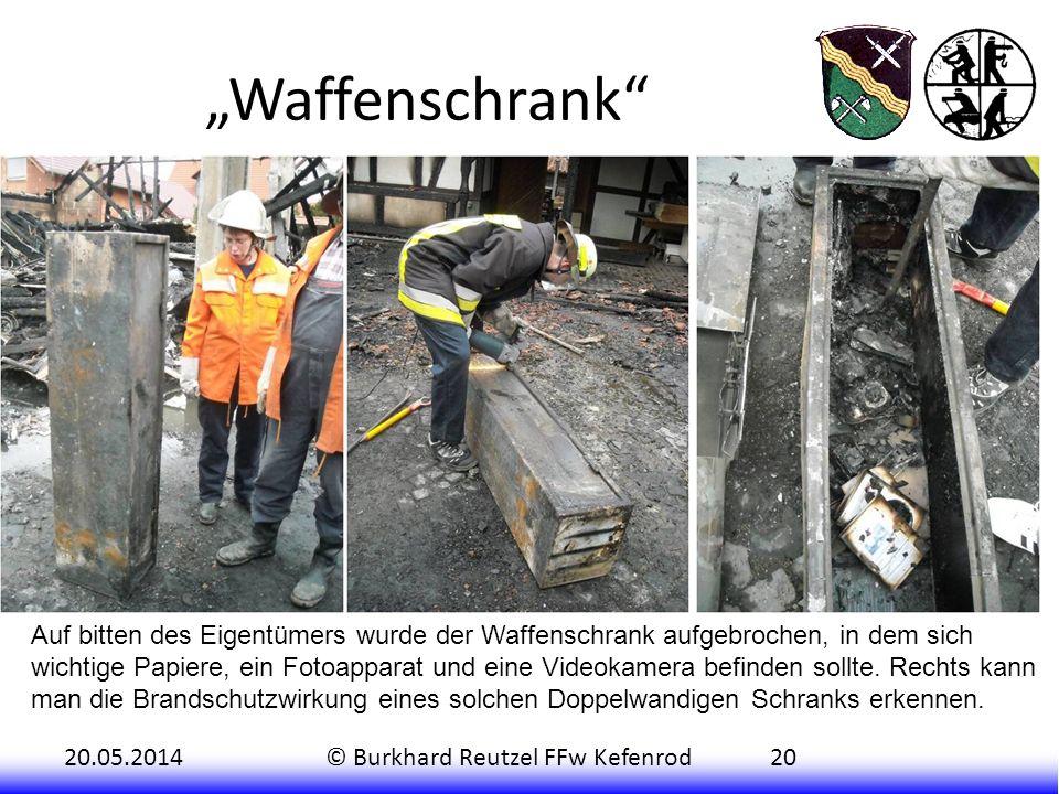 """""""Waffenschrank"""