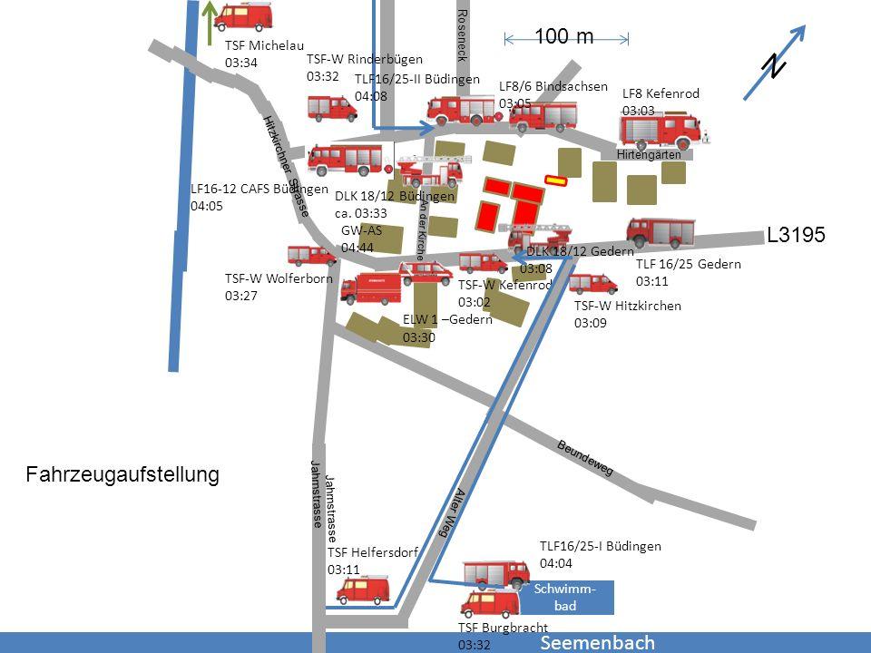 N 100 m L3195 Fahrzeugaufstellung TSF Michelau 03:34