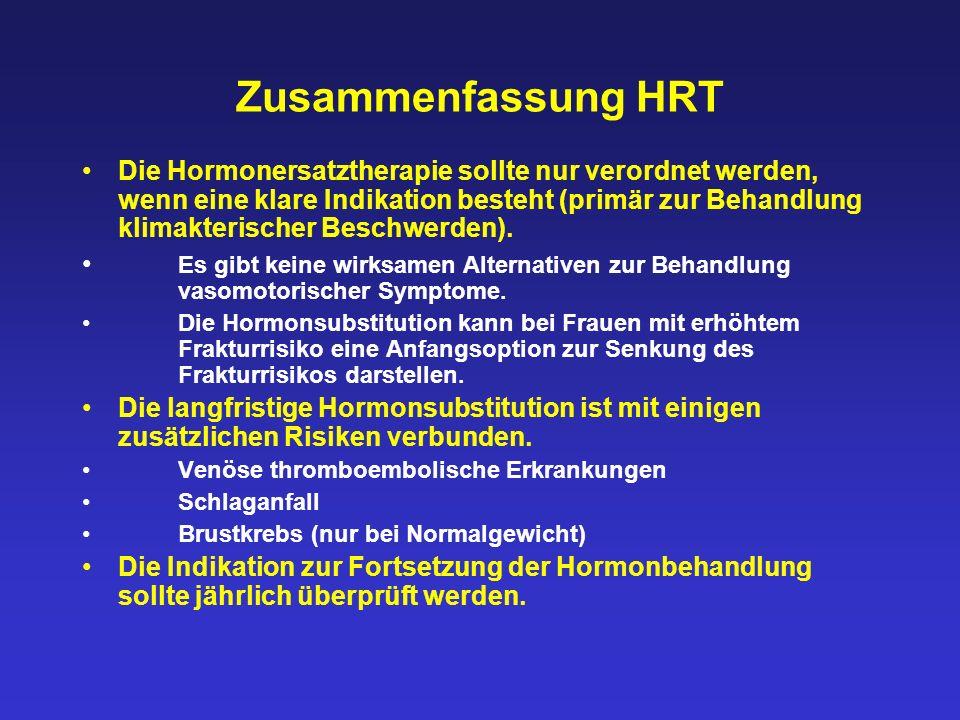 Zusammenfassung HRT