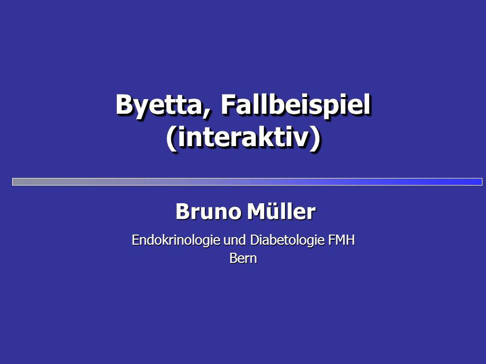 Byetta, Fallbeispiel (interaktiv)