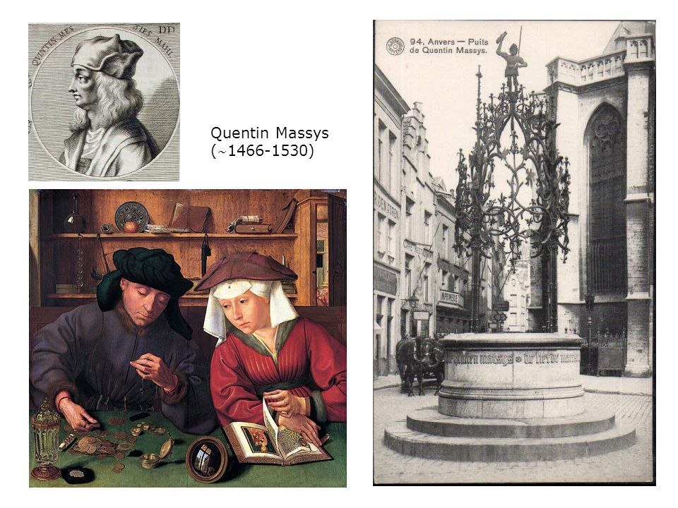 Quentin Massys (~1466-1530)