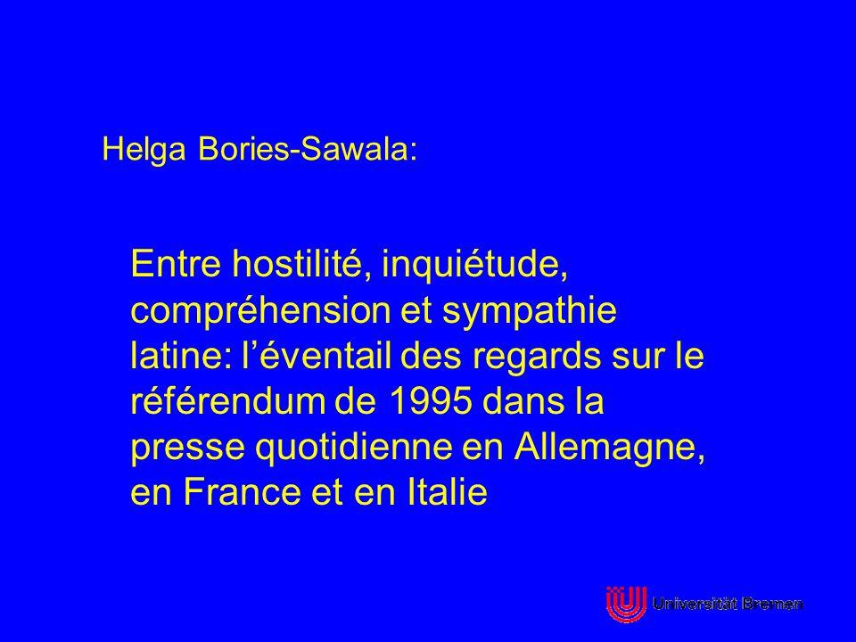 Helga Bories-Sawala: