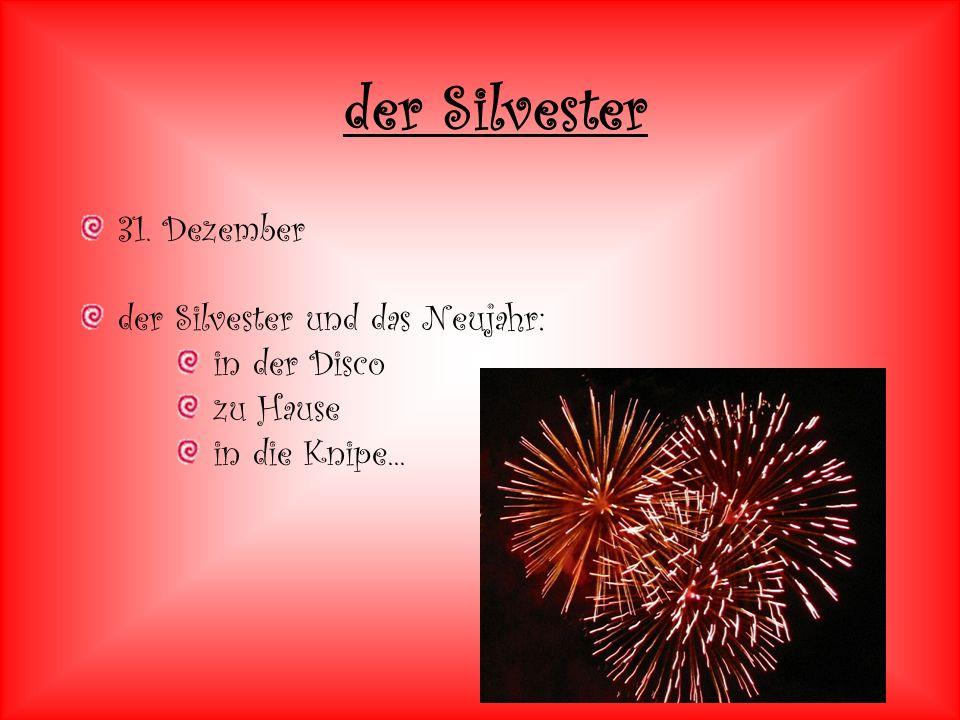 der Silvester 31. Dezember der Silvester und das Neujahr: in der Disco