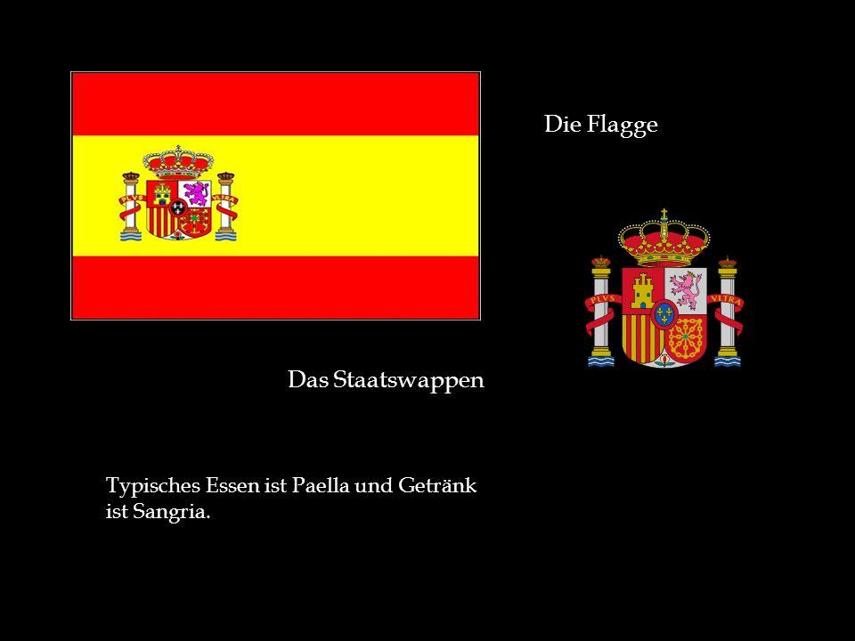 Die Flagge Das Staatswappen
