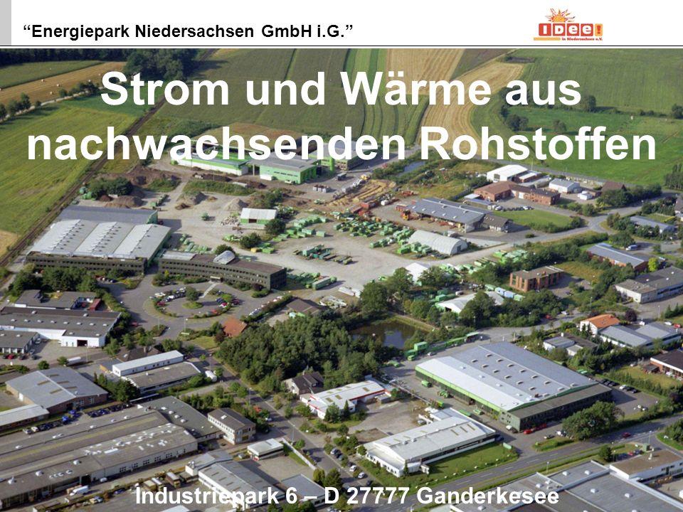 IDEE in Niedersachsen e.V. Projektentwicklung