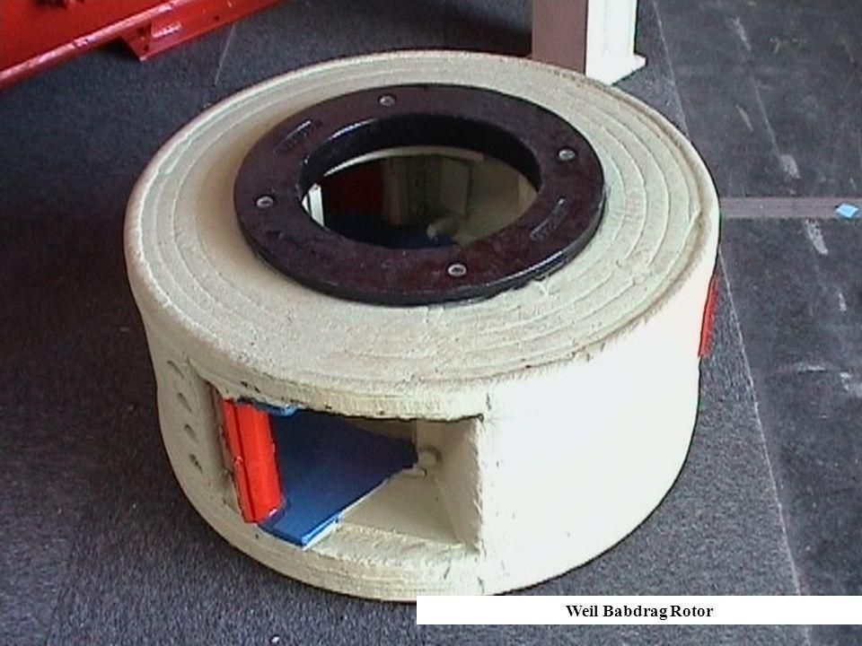 Weil Babdrag Rotor Weil Babdrag Rotor