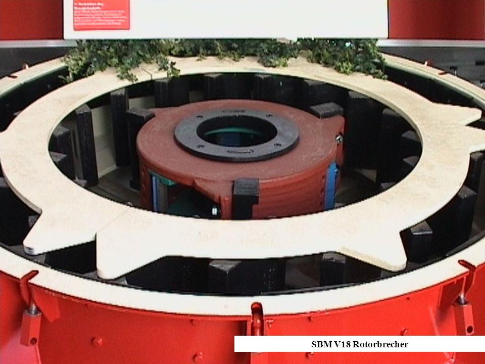 SBM V18 Rotorbrecher SBM V18 Rotorbrecher