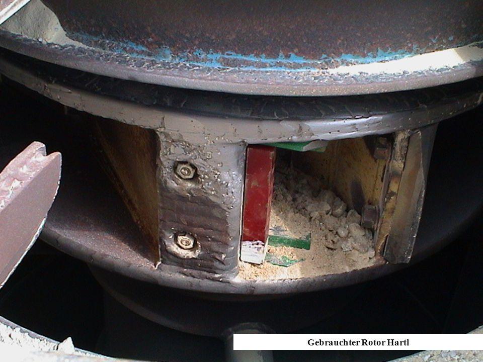 Gebrauchter Rotor Hartl