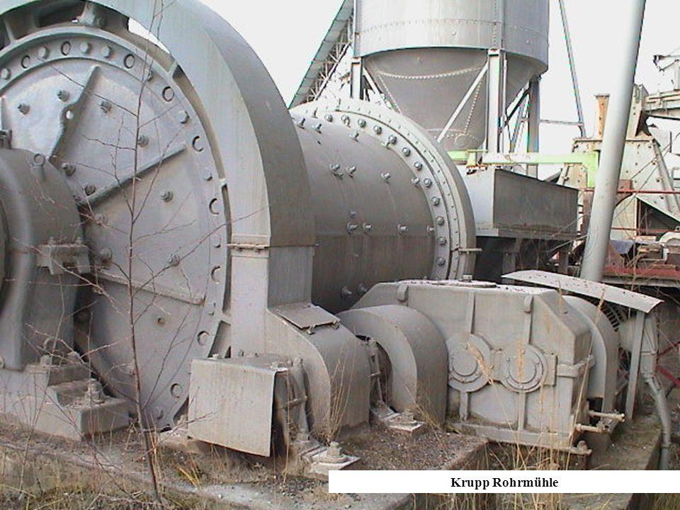 Krupp Rohrmühle Krupp Rohrmühle