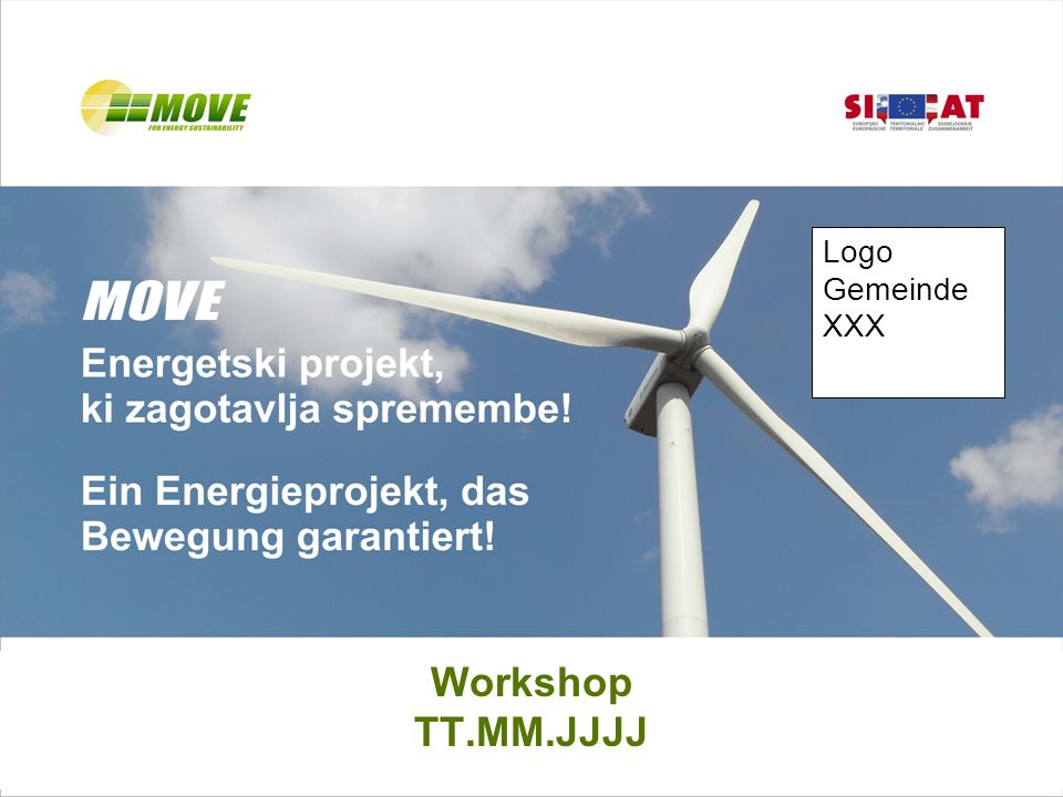Logo Gemeinde XXX Workshop TT.MM.JJJJ