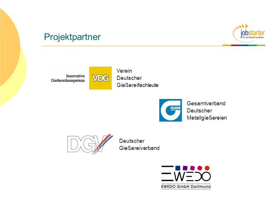 Projektpartner Verein Deutscher Gießereifachleute