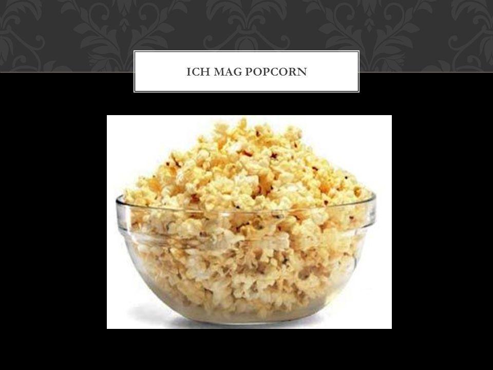 ICH MAG POpcorn