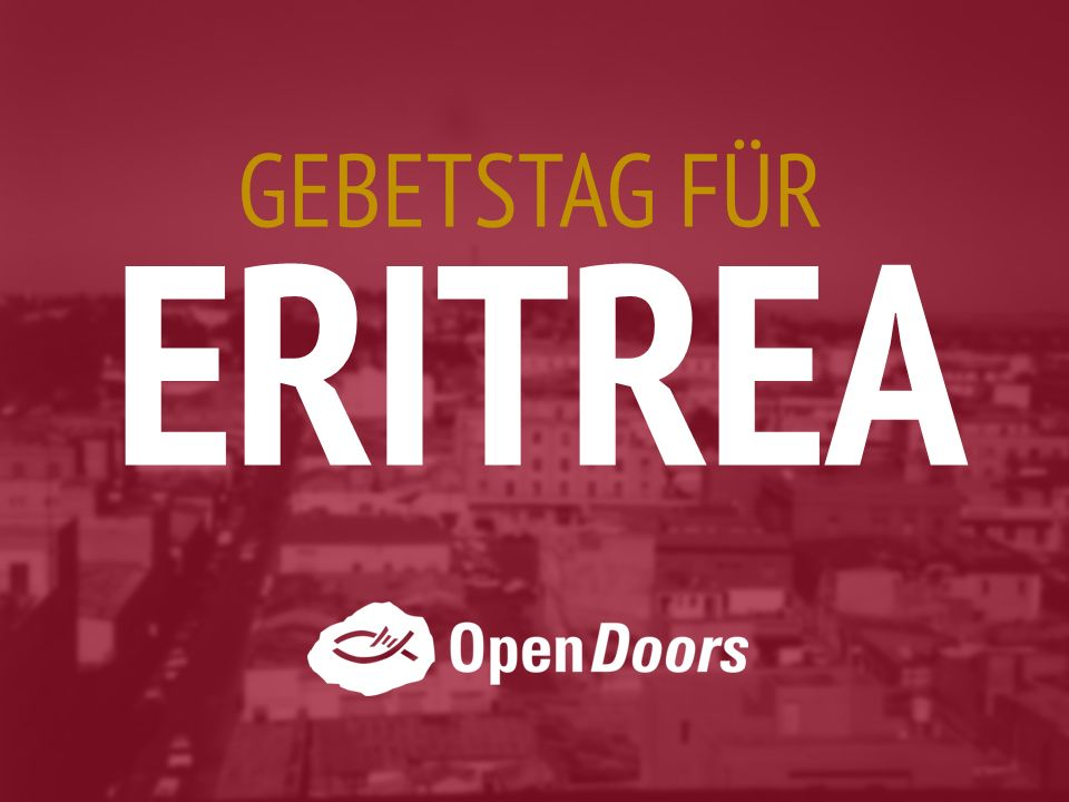 GEBETSTAG FÜR ERITREA