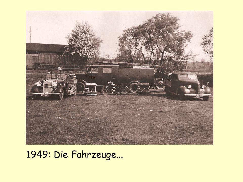 1949: Die Fahrzeuge... 15
