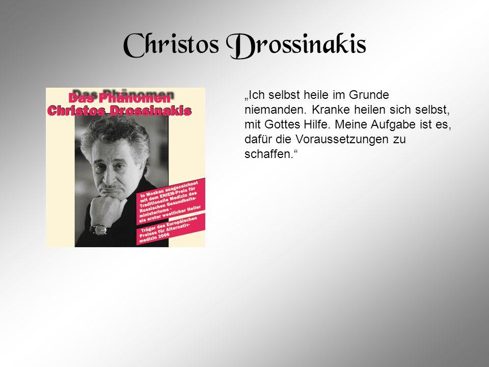 Christos Drossinakis