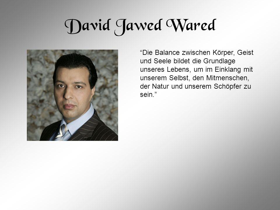 David Jawed Wared