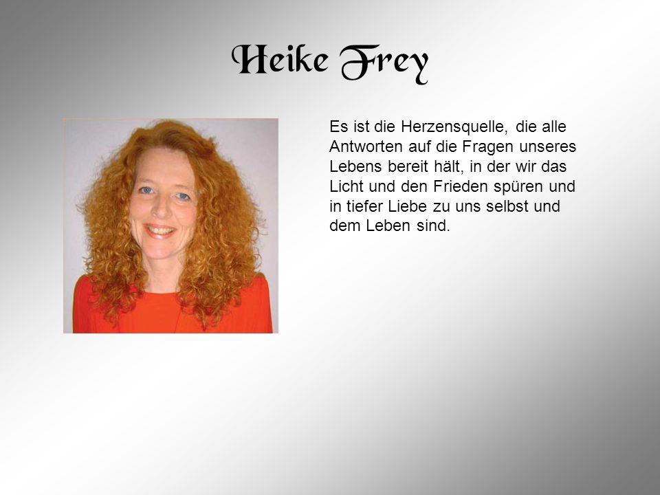 Heike Frey
