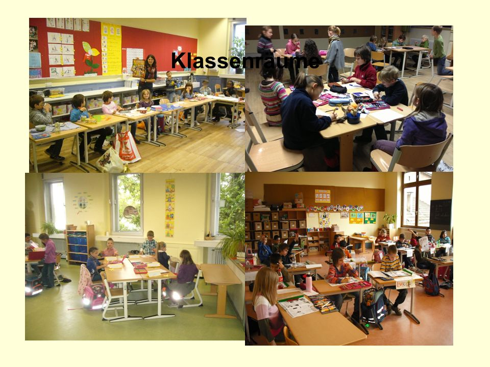 Klassenräume 9