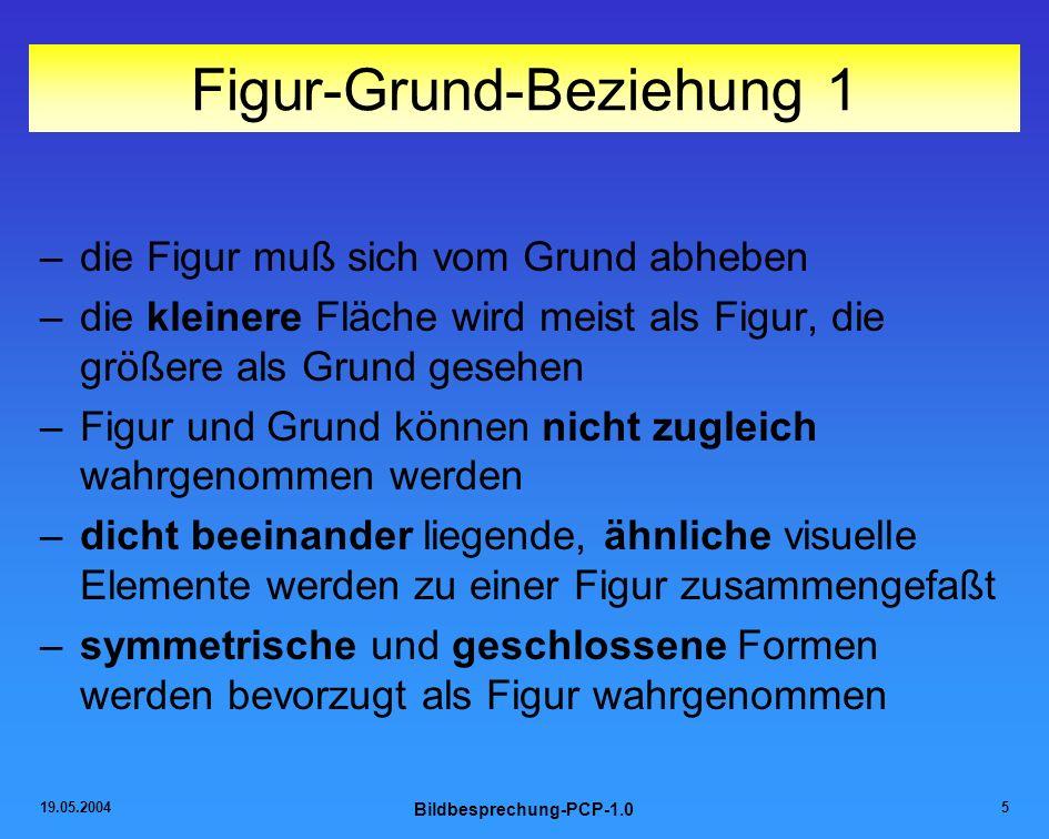 Figur-Grund-Beziehung 1