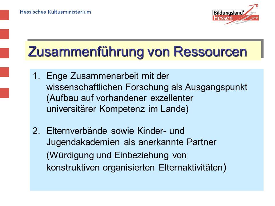 Zusammenführung von Ressourcen