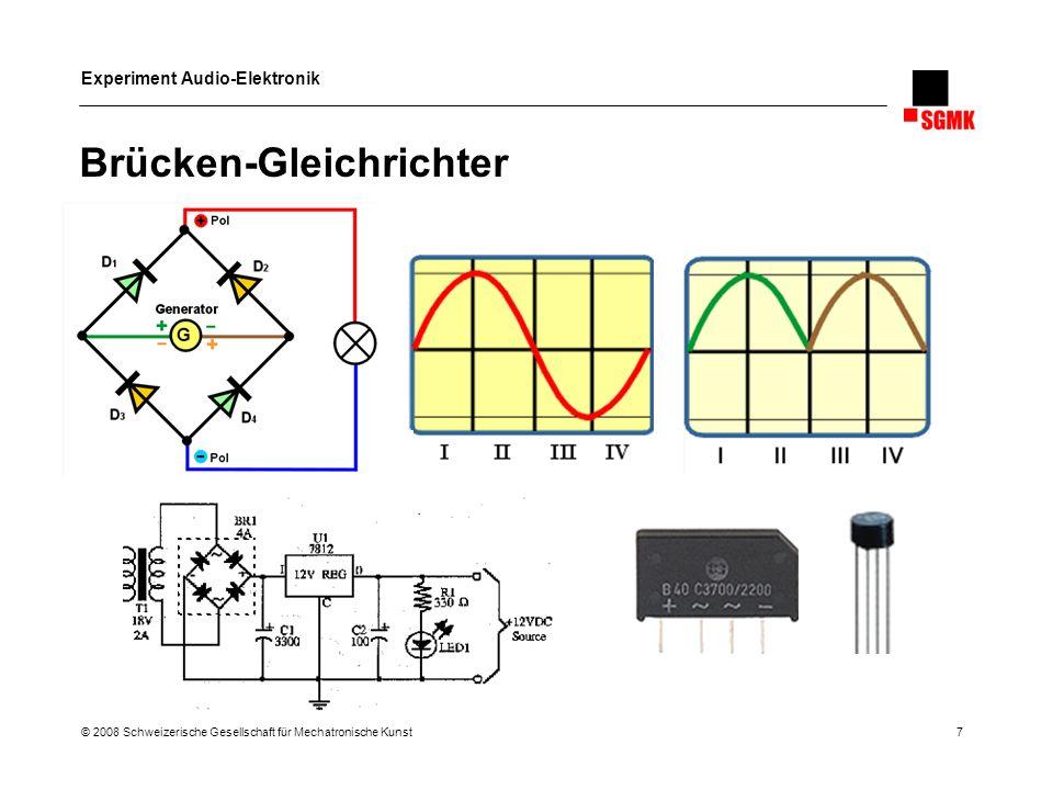 Brücken-Gleichrichter