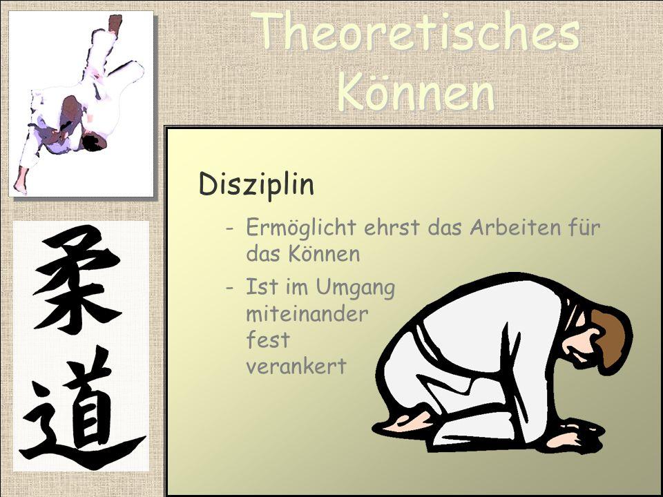 Theoretisches Können Disziplin