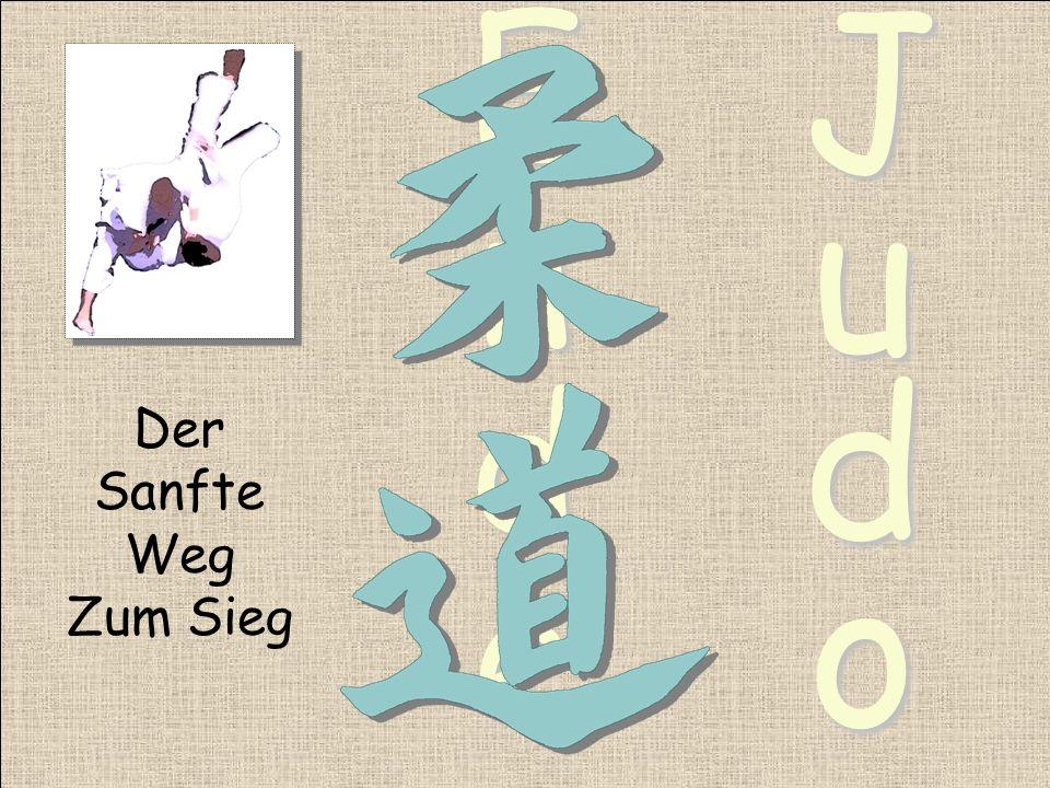 Judo Ende Der Sanfte Weg Zum Sieg