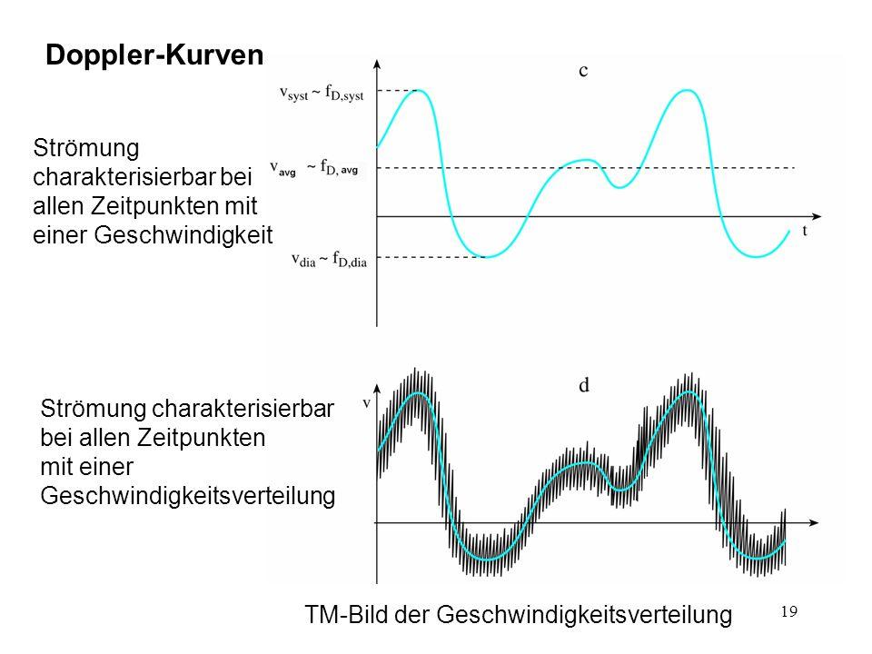 TM-Bild der Geschwindigkeitsverteilung
