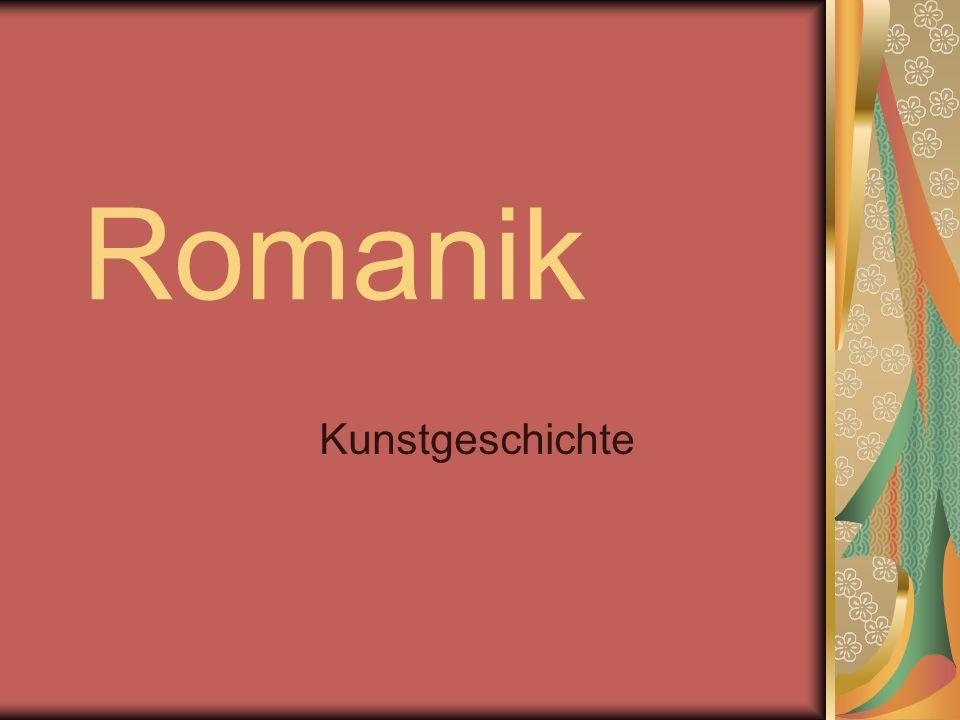 Romanik Kunstgeschichte
