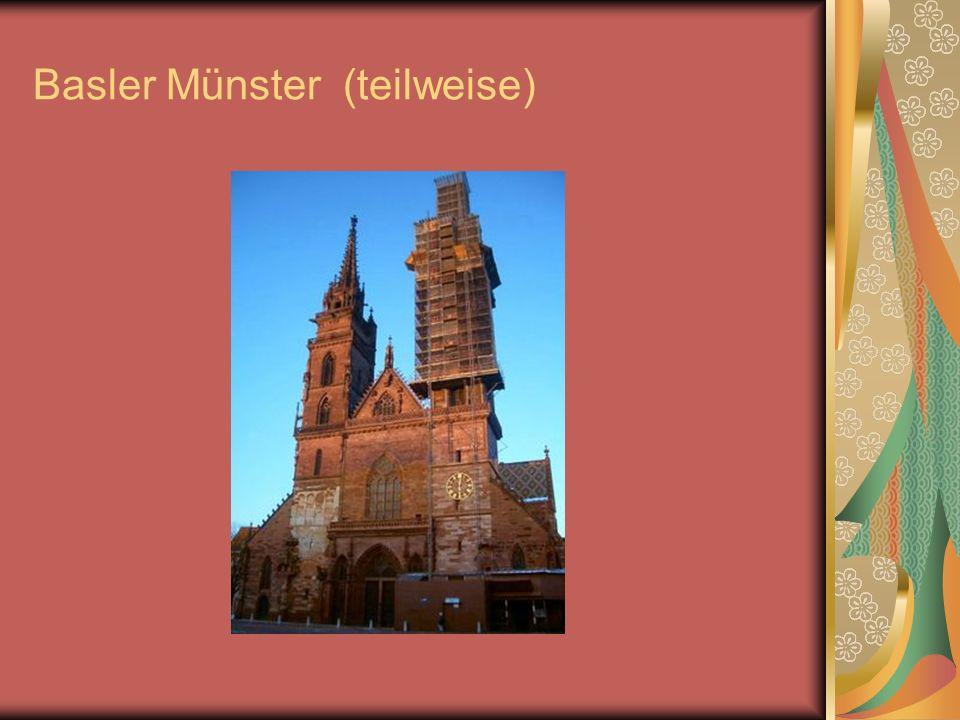Basler Münster (teilweise)