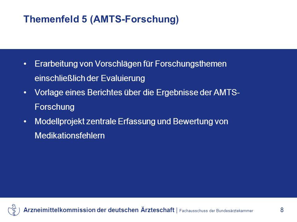 Themenfeld 5 (AMTS-Forschung)