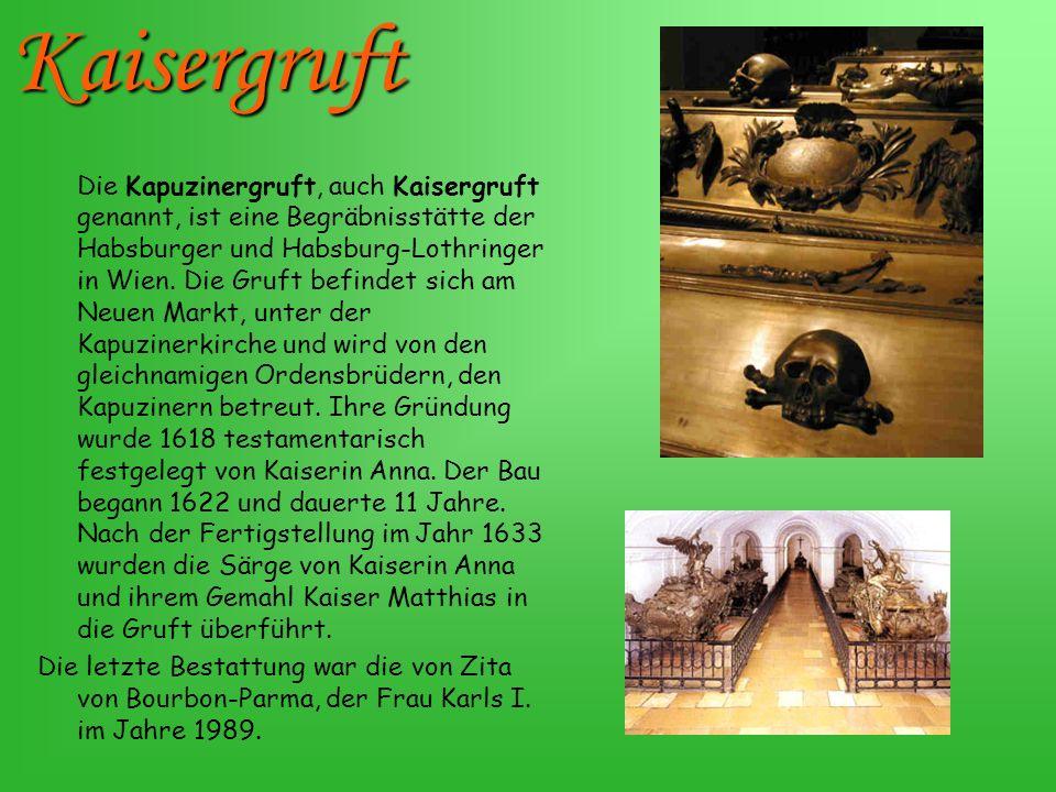 Kaisergruft