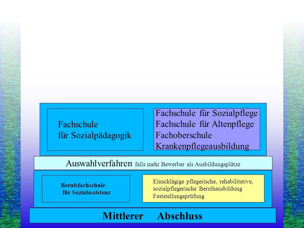 Fachschule für Sozialpädagogik