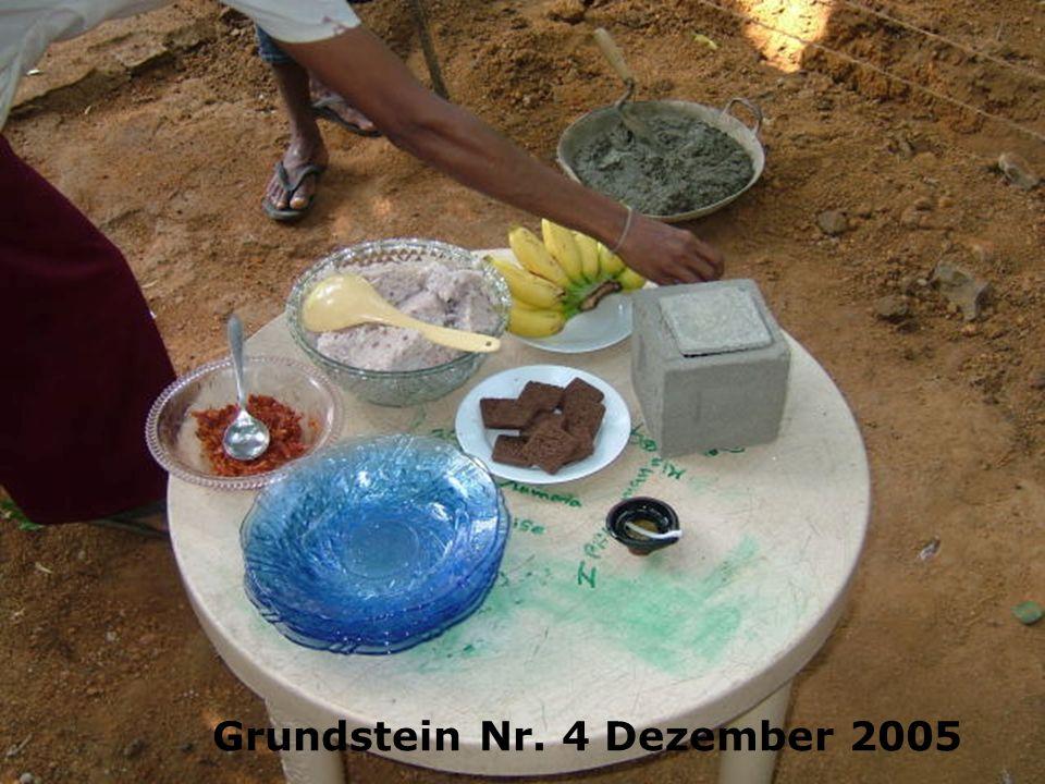 Grundstein Nr. 4 Dezember 2005
