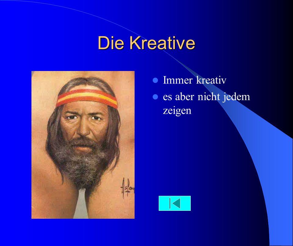 Die Kreative Immer kreativ es aber nicht jedem zeigen