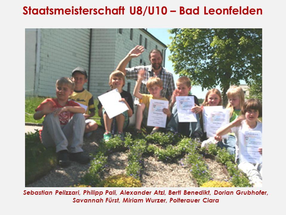 Staatsmeisterschaft U8/U10 – Bad Leonfelden