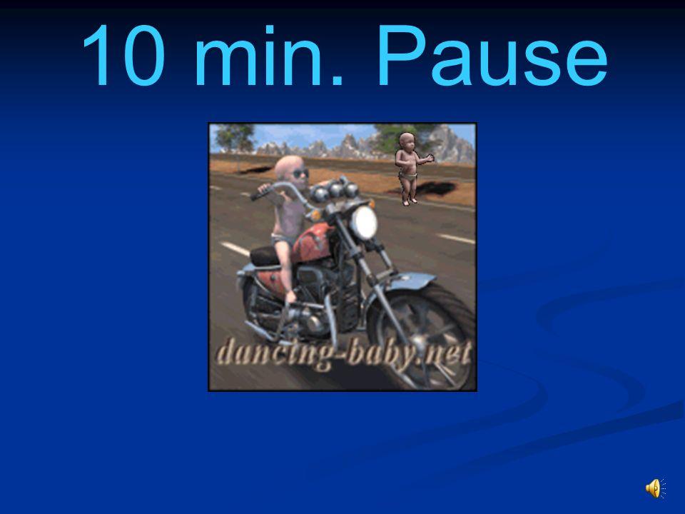 10 min. Pause