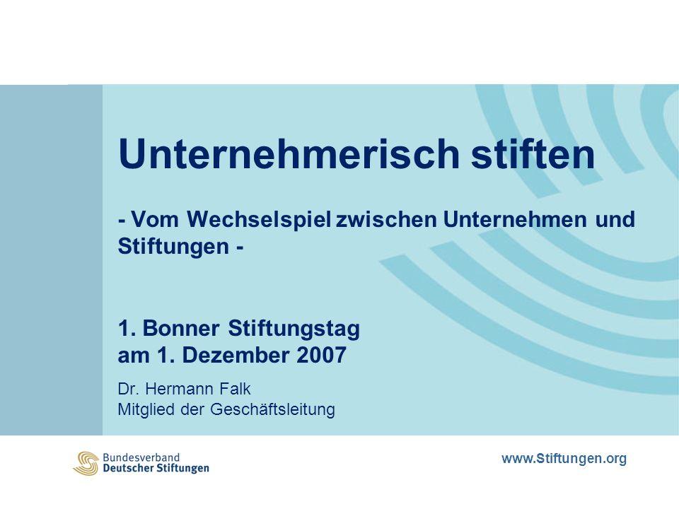 Dr. Hermann Falk Mitglied der Geschäftsleitung