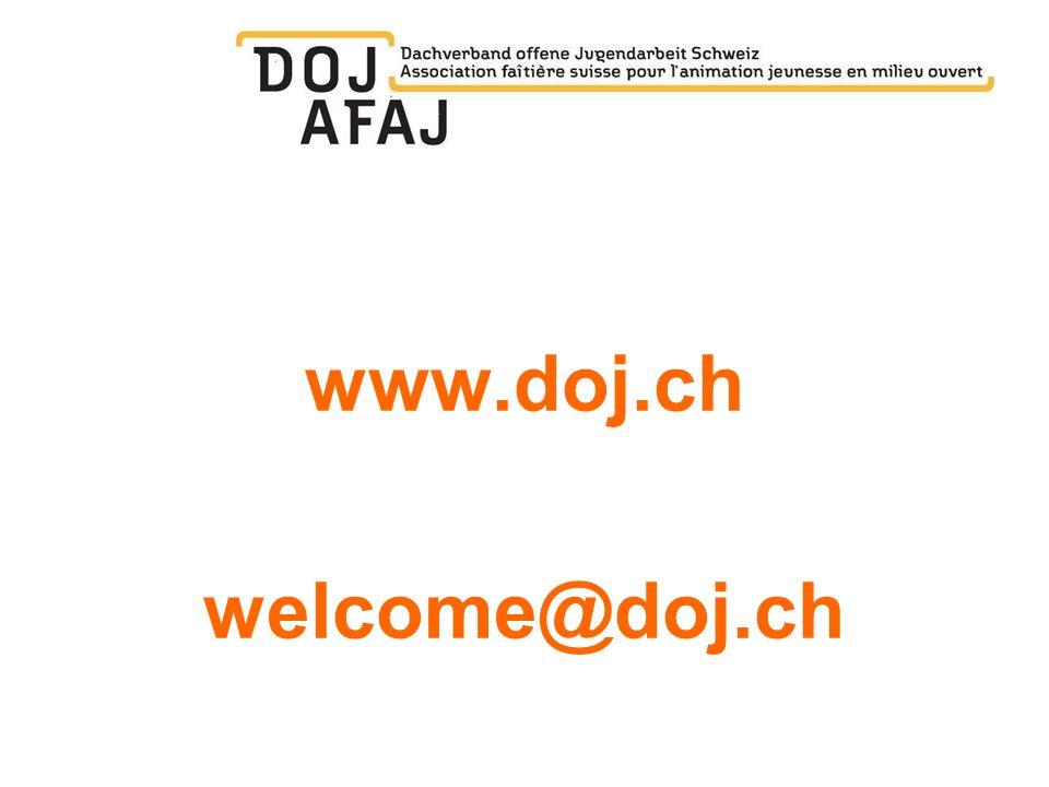 www.doj.ch welcome@doj.ch