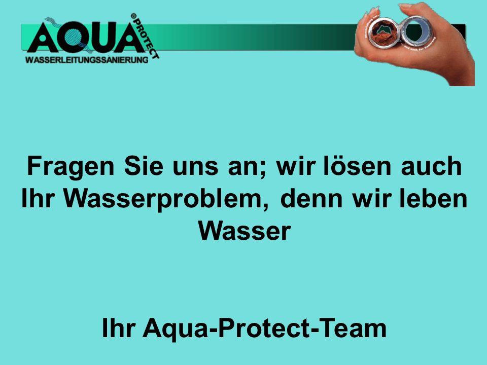 Ihr Aqua-Protect-Team