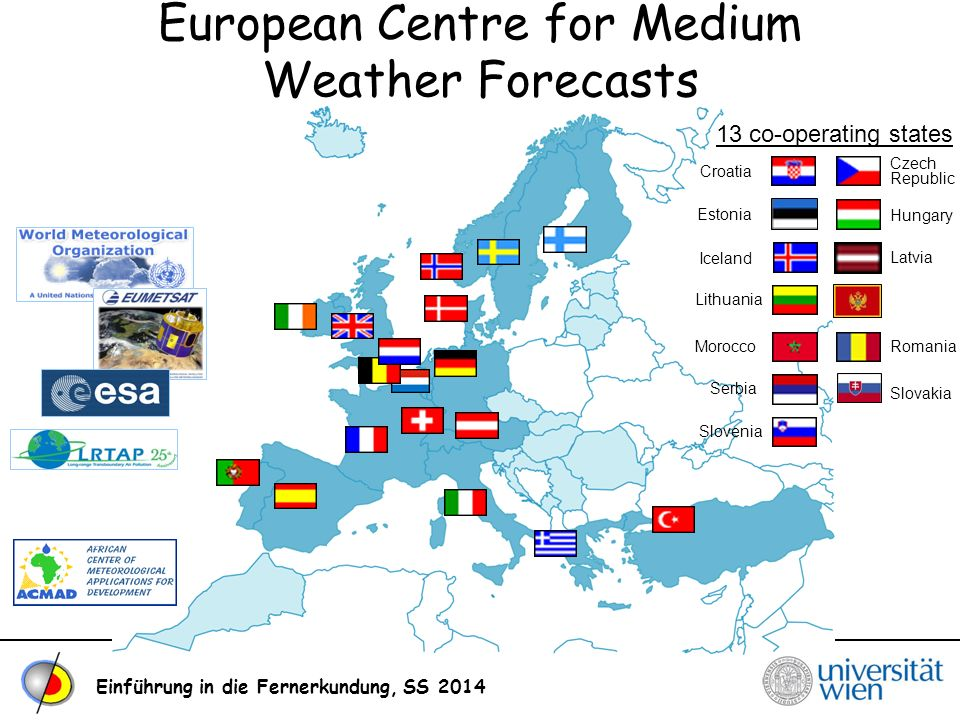 European Centre for Medium Weather Forecasts