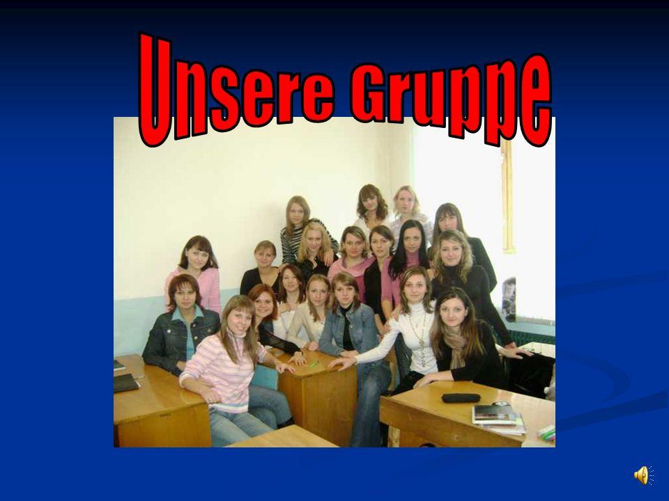 Unsere Gruppe