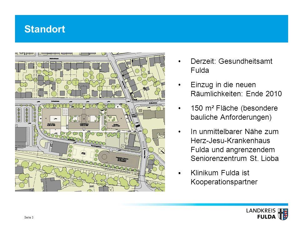 Standort Derzeit: Gesundheitsamt Fulda