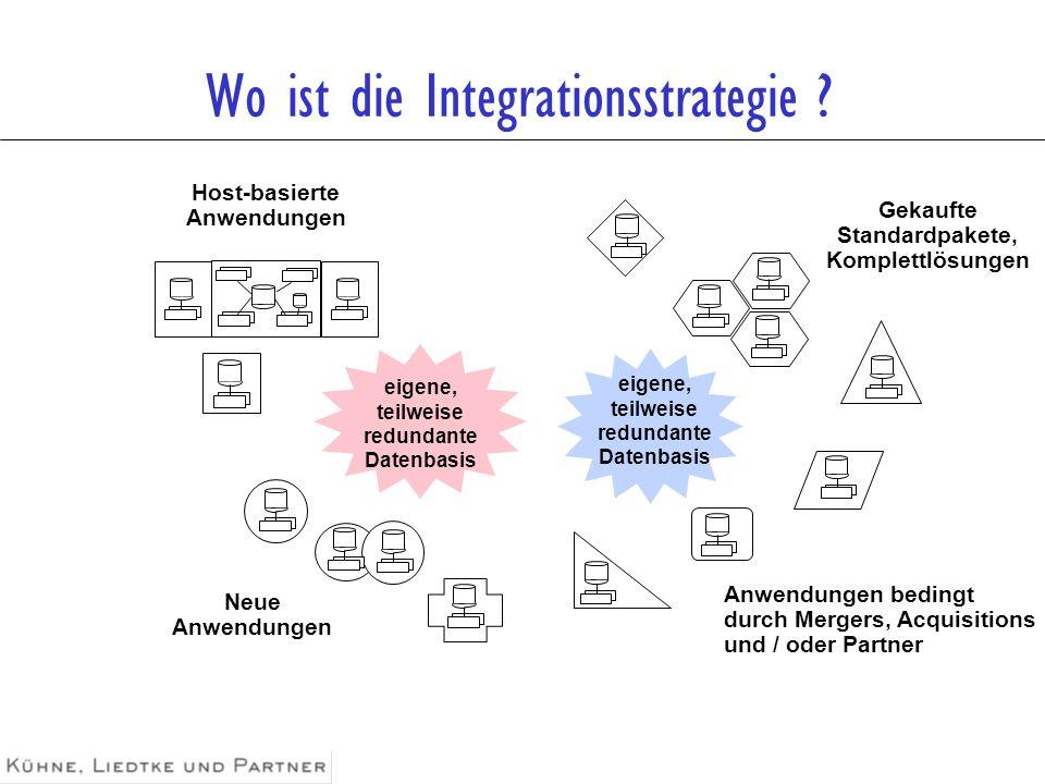 Wo ist die Integrationsstrategie